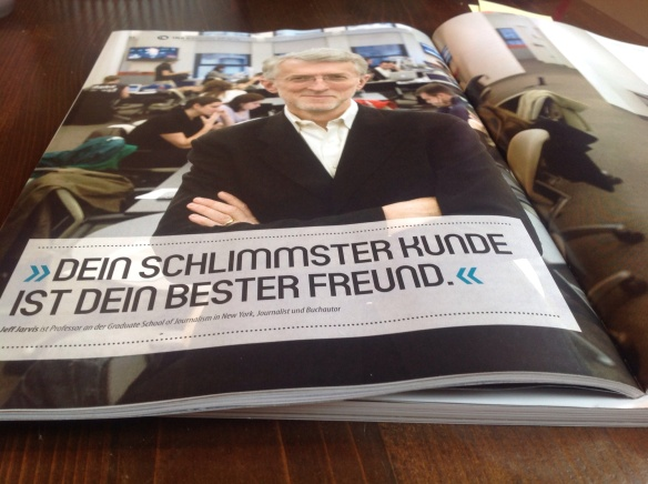 Jeff Jarvis-Interview im Internet Magazin