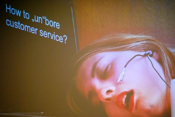 Atmende Service-Organisation?