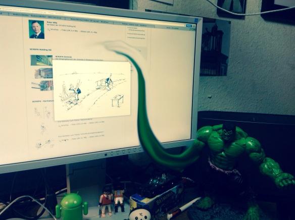 Schufa bekommt den Hulk des Monats
