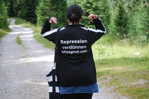 Repression verdünnen