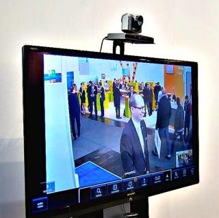 Fast jeder zweite Mittelständler setzt auf Videokommunikation