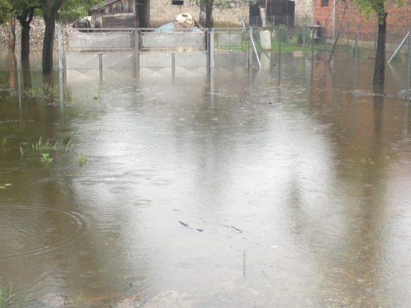 Flutkatastrophe in Bosnien und Serbien
