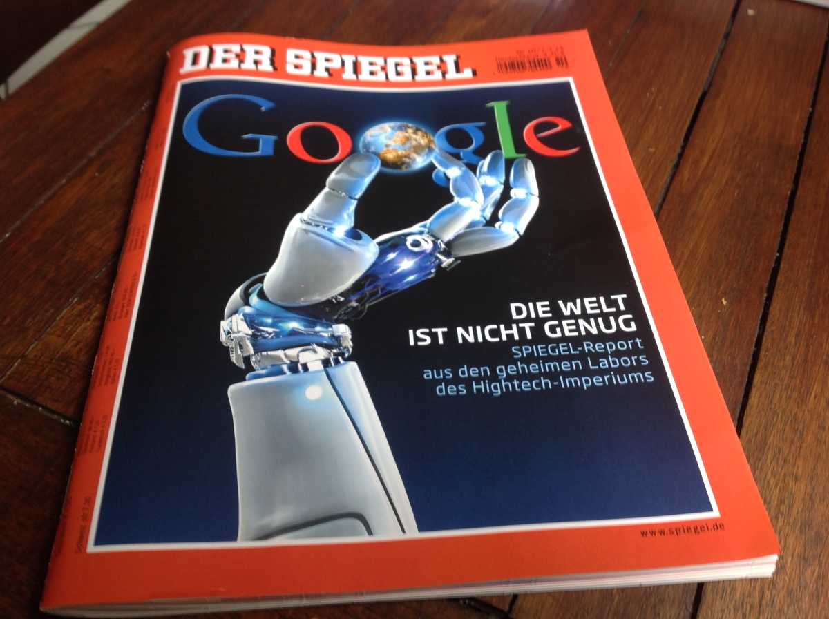 Koalition der digitalen Verlierer klagt über Google - Für hausgemachte Geschäftsprobleme ist nicht das Kartellrecht zuständig @haucap