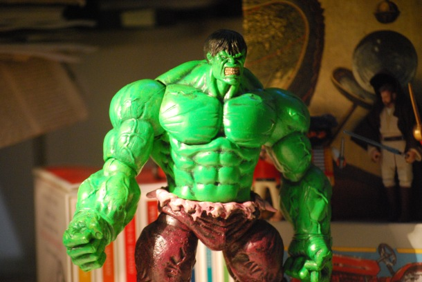 Hulk des Tages