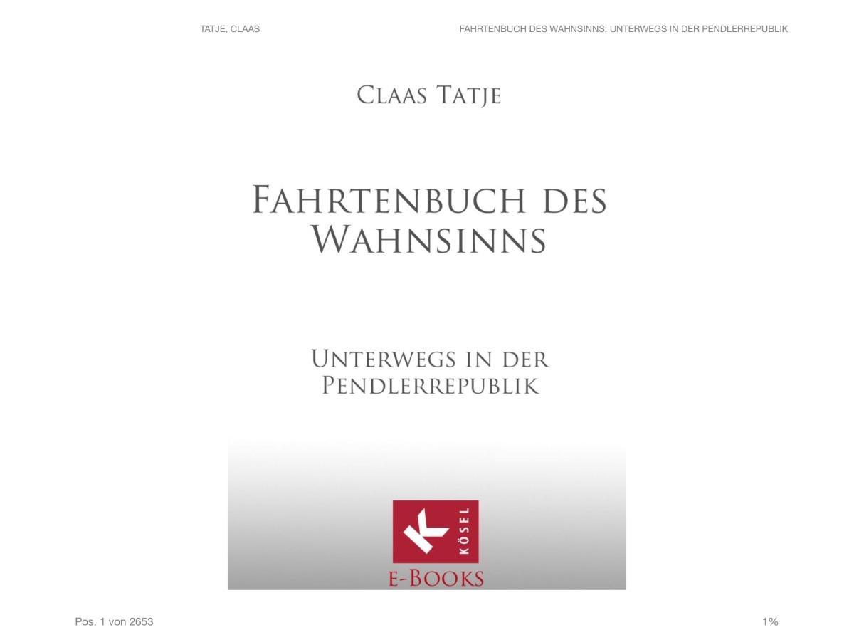 Vom täglichen Irrsinn der Berufspendler Republik Deutschland: Warum sich die Arbeitsorganisation ändern muss