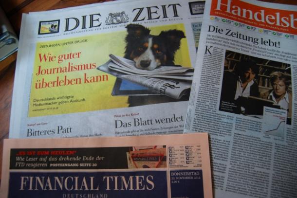 Rettungsanker für Gestern-Medien?