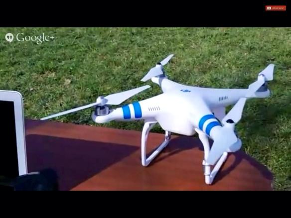 Drohnen Hannes