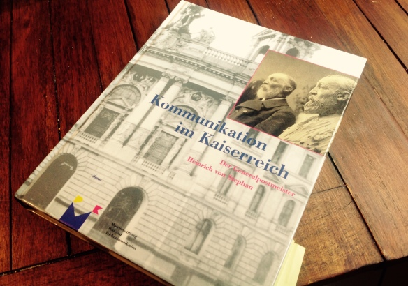 In Berlin lohnt die Spurensuche nach Heinrich von Stephan
