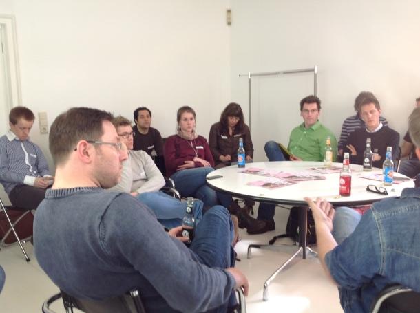 Barcamp-Offenheit gefragt
