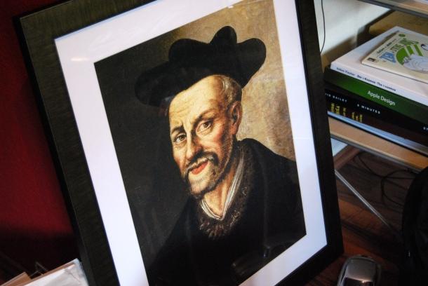 Spöttischer Geist François Rabelais:  Geistiger Vater der liebwertesten Gichtlinge!