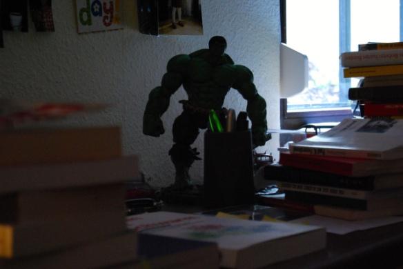 Hulk des Tages für Hedgefonds