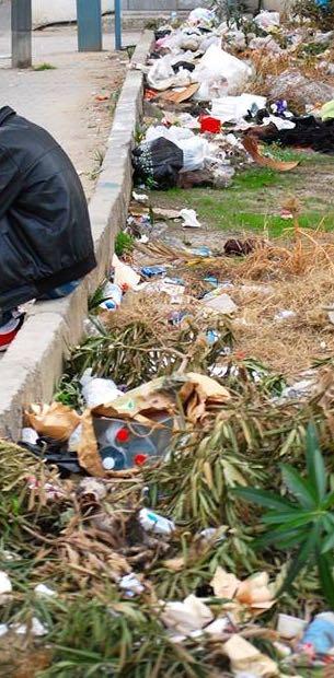 Müllprobleme