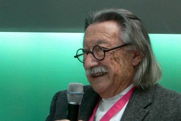 Mein Interview mit Joseph Weizenbaum in Berlin