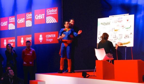 Über die digitalen Superkräfte deutscher Unternehmen