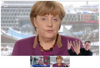 """Frau Merkel, wir brauchen jetzt eine Idee für die Politische Union und kein """"Weiter so""""."""