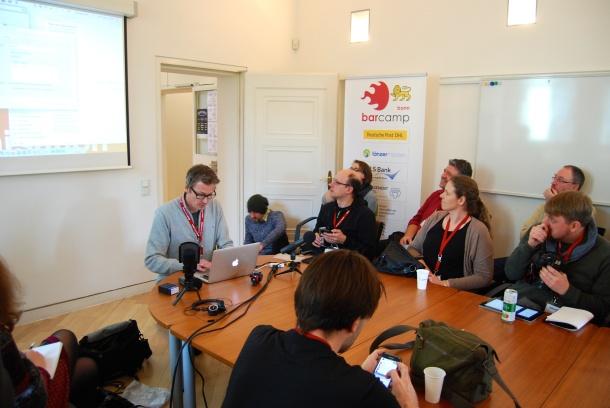 Barcamp als Katalysator für die digitale Vernetzung