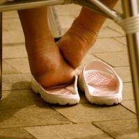 Textile Beinkultur - Physiotherapeutische Momentaufnahmen