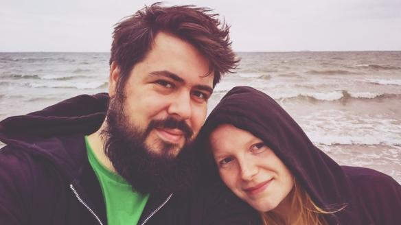 Coworking & Travel: Tobias Schwarz und Katharina-Franziska Kremkau (Foto: Tobias Schwarz, CC BY 4.0)