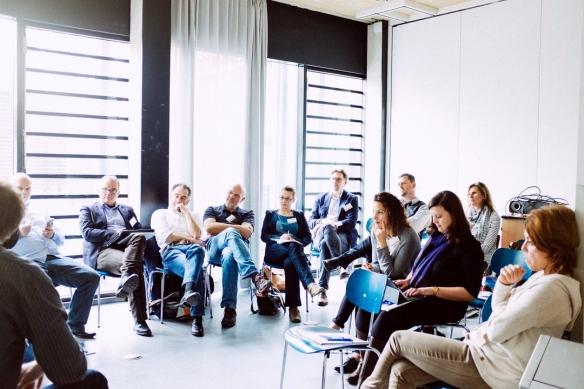 NEO15 Session zur Unternehmensdemokratie