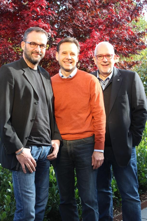 Der alte und neue SMOWL-Vorstand