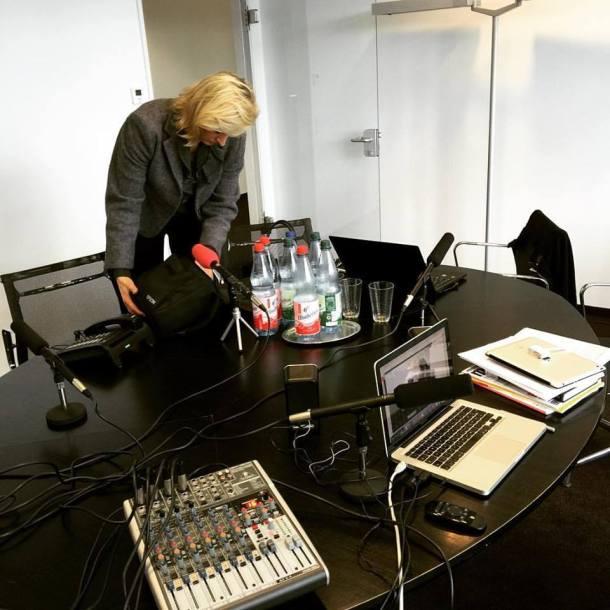 Vorbereitung der offenen Redaktionssitzung von Boardreport