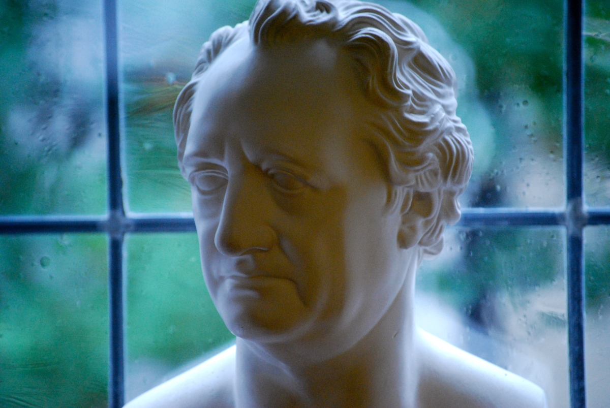 Europäische Öffentlichkeit schaffen - Goethe als Vorbild