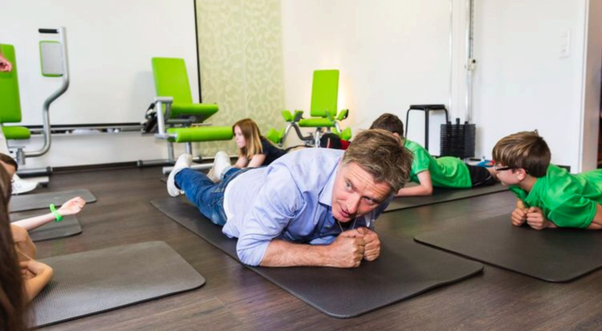 Jörg Pilawa ist Botschafter der Deutschen Rheuma-Liga - Fernsehmoderator setzt sich für rheumakranke Kinder und Jugendliche ein
