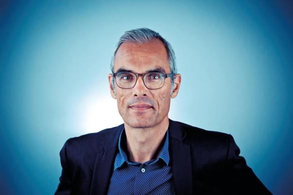 Gründerszene-Chefredakteur Frank Schmiechen