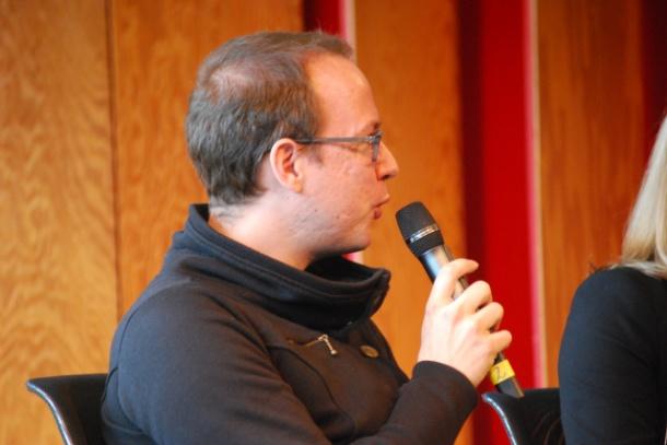 Markus Beckedahl von netzpolitik.org