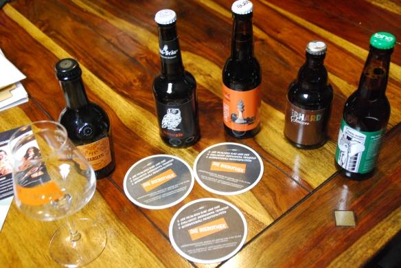 Vorbereitung auf die Bierprobe