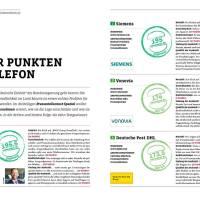 """BMW gewinnt #Pressestellentest des PR-Magazins - Fragen zum """"Jahresbericht Deutsche Einheit"""""""