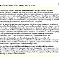 Aufruf zur kollaborativen Recherche - Gestaltung einer digitalen Demokratie #D2030