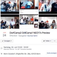 Kritische Theorie im digitalen Zeitalter - #Dorfcamp Sessionvorschlag von @inga_ketels