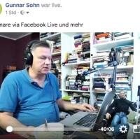 Das Webinar-Experiment mit Facebook Live #ZP17