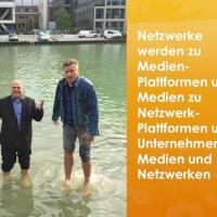 """""""Wir stehen noch am Anfang"""": Unternehmen als Medienplattformen - Interview mit @klauseck für das @pr_magazin"""