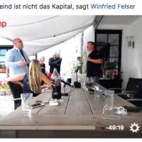 Der größte Feind ist nicht das Kapital, sondern unsere Naivität @winfriedfelser