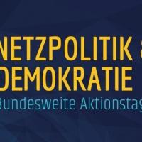 Größte Konferenz der digitalen politischen Bildung - Am 7. Juni von 10 bis 22 Uhr @kraft_bpb @meta_blum @ertelt #AktionstageNetzpolitik