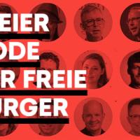 """Evening Talk am 5. Juni um 18 Uhr: """"Freier Code für freie Bürger"""" oder es läuft nicht gut mit Open Source in der öffentlichen Verwaltung - #Livestudio"""
