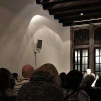 """""""Menschlich, allzu menschlich"""": Erich Witschke stellt seinen Roman """"Hegel, Hölderlin, Schelling"""" im Literaturhaus Köln vor"""