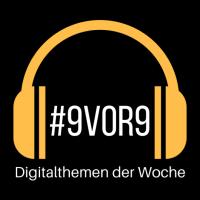 """Virtuelle Eventformate heute: Wo bleibt der soziale Kontakt, das """"Netzwerken"""" - #9vor9 mit Gerhard Schröder und Lars Basche"""